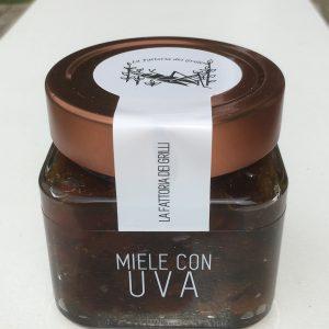 miele con uva - la fattoria dei grilli, Bologna