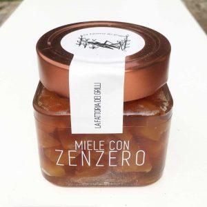 miele con zenzero - la fattoria dei grilli, Bologna
